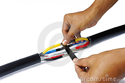 Cable jointing