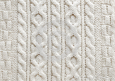 cable knit fabric background stock photo image 43286209