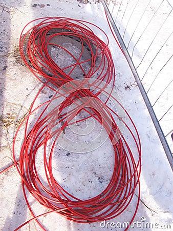 Cable ocho