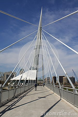 Cable Pedestrian Bridge