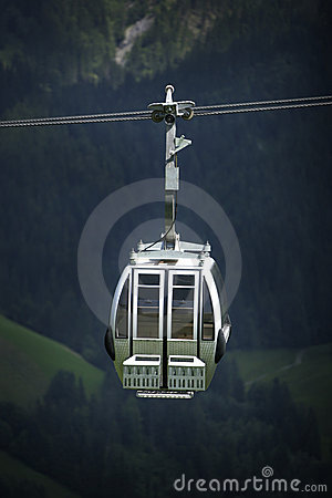 Free Cable Railway Stock Photography - 10209642