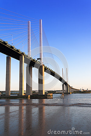 Kent Essex Uk dartfrord crossing