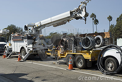 Cable trucks