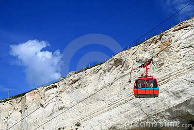 Cable-way