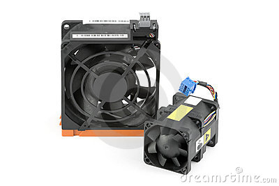 Cabled and Hot-Swap Cooling Fan