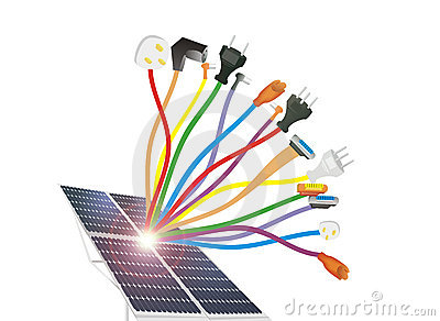 Cables and solar cells