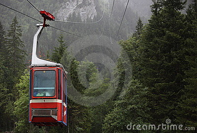 Cableway / Cable car