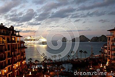 Cabo at Dawn