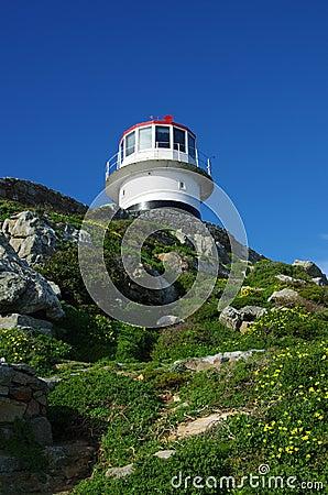 Cabo de Buena Esperanza el faro