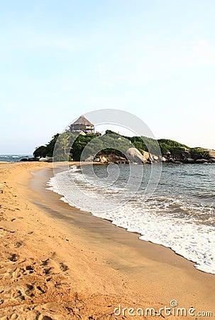 Cabo de San Juan beach