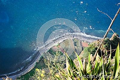 The Cabo Girao in Madeira