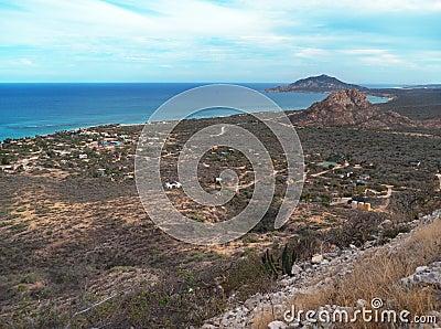 Cabo Pulmo village