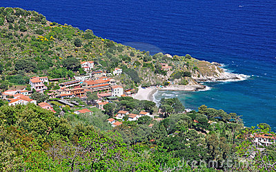 Cabo San Andrea,Elba Island,Italy