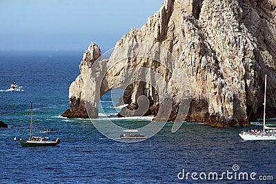 Cabo San Lucas Lands End