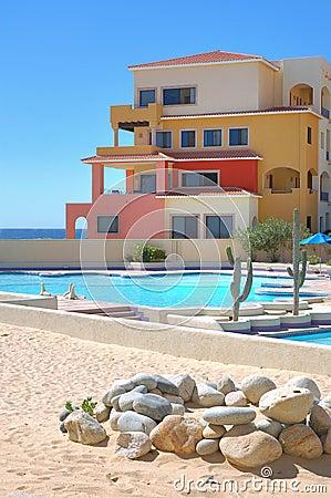Free Cabo San Lucas Resort Stock Photography - 1626282