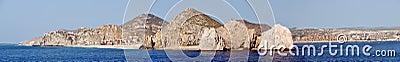 Cabo San Lucas resort scenic