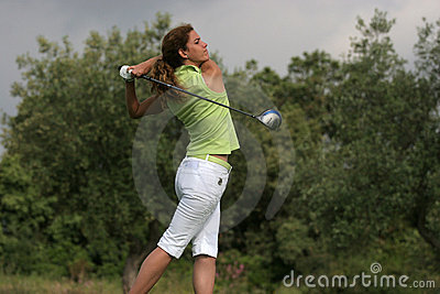 Cabrera, Ladies European Tour, Castelllon, 2006 Editorial Image