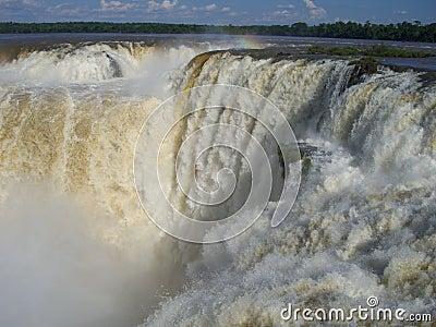 Cachoeira de Iguazu