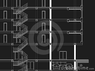 Cad Architectural Drawing Blueprint 15913578 Architectural Cad Drawing Stock Image Image 36028711 On Architectural Cad Drawings