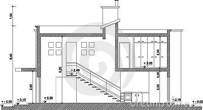 Free house cad plans House and home design