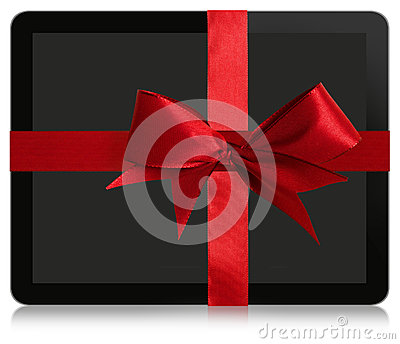 Cadeau de comprimé