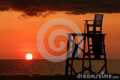 Cadeira do Lifeguard