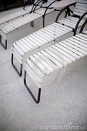 Cadeiras da associação