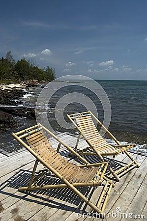Cadeiras de plataforma