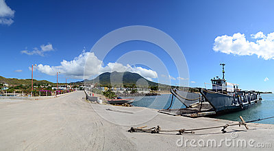 Cades Bay Nevis - Ocean / sea / beach /tropic
