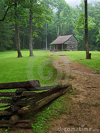 Cades Cove, carter shield cabin