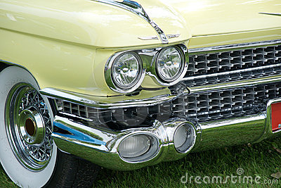 Cadillac Front End