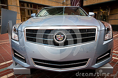 Cadillac Luxury Automobile Editorial Stock Photo