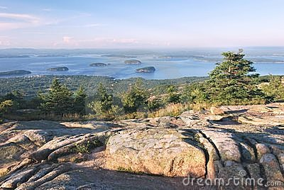 Cadillac Mountain, Acadia
