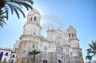 Cadiz cathedral,Greece