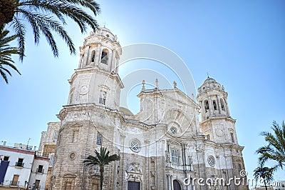 Cadiz cathedral,Greece