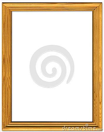 Cadre de tableau simple de pin images libres de droits - Image de cadre de tableau ...