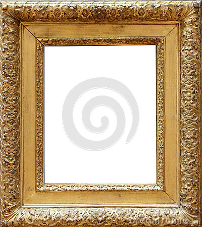 Cadre de tableau vide photographie stock image 29158372 for Image de cadre de tableau