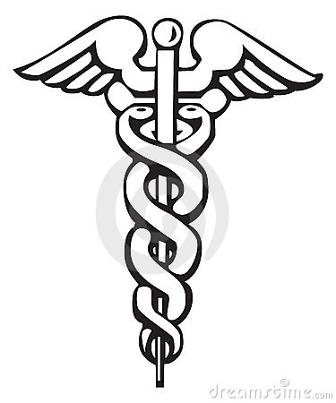 CADUCEUS, GREEK SIGN OR SYMBOL (click image to zoom)