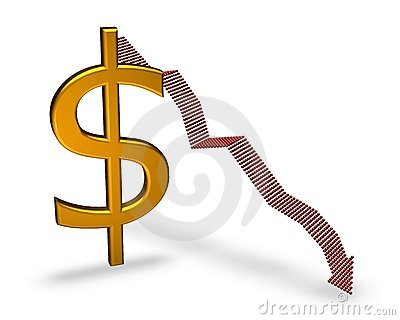 Caduta del dollaro
