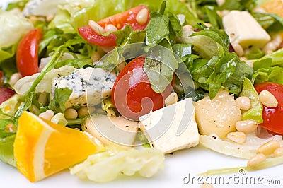 Caesar salad, macro