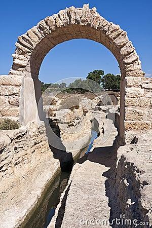 Caesarea s Low Aqueduct