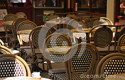 Cafe Chairs 1