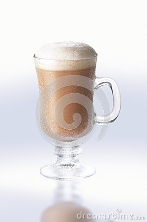 Cafe coffee latte