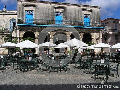 Cafe, Cuba