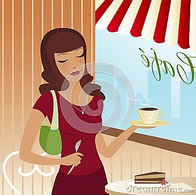 Free Cafe Scene Stock Photo - 819700