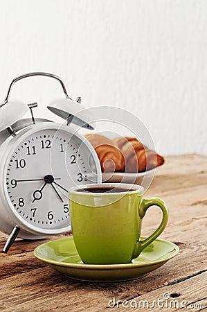 Risultati immagini per caffè con sveglia
