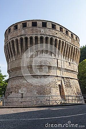 Cagli, Rocca
