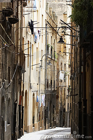 Cagliari in Sardinia