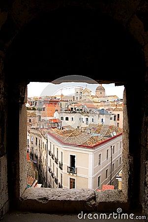 Cagliari. Sardinia, Italy