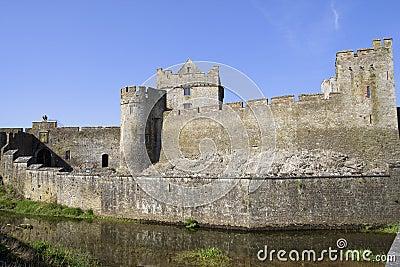 Cahir Castle in Ireland